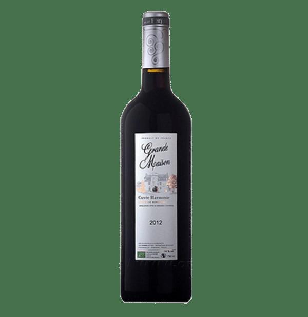 2 600x619 - Rouge Bourgogne cuvée 2013
