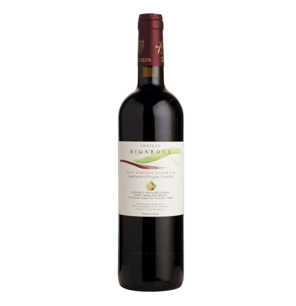 3 600x619 - Saint-Emilion grand cru 2008