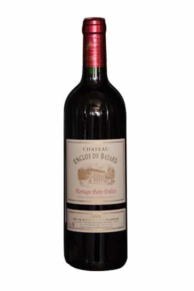 02 - Chateau Mercier cotes de bourg prestige 2012